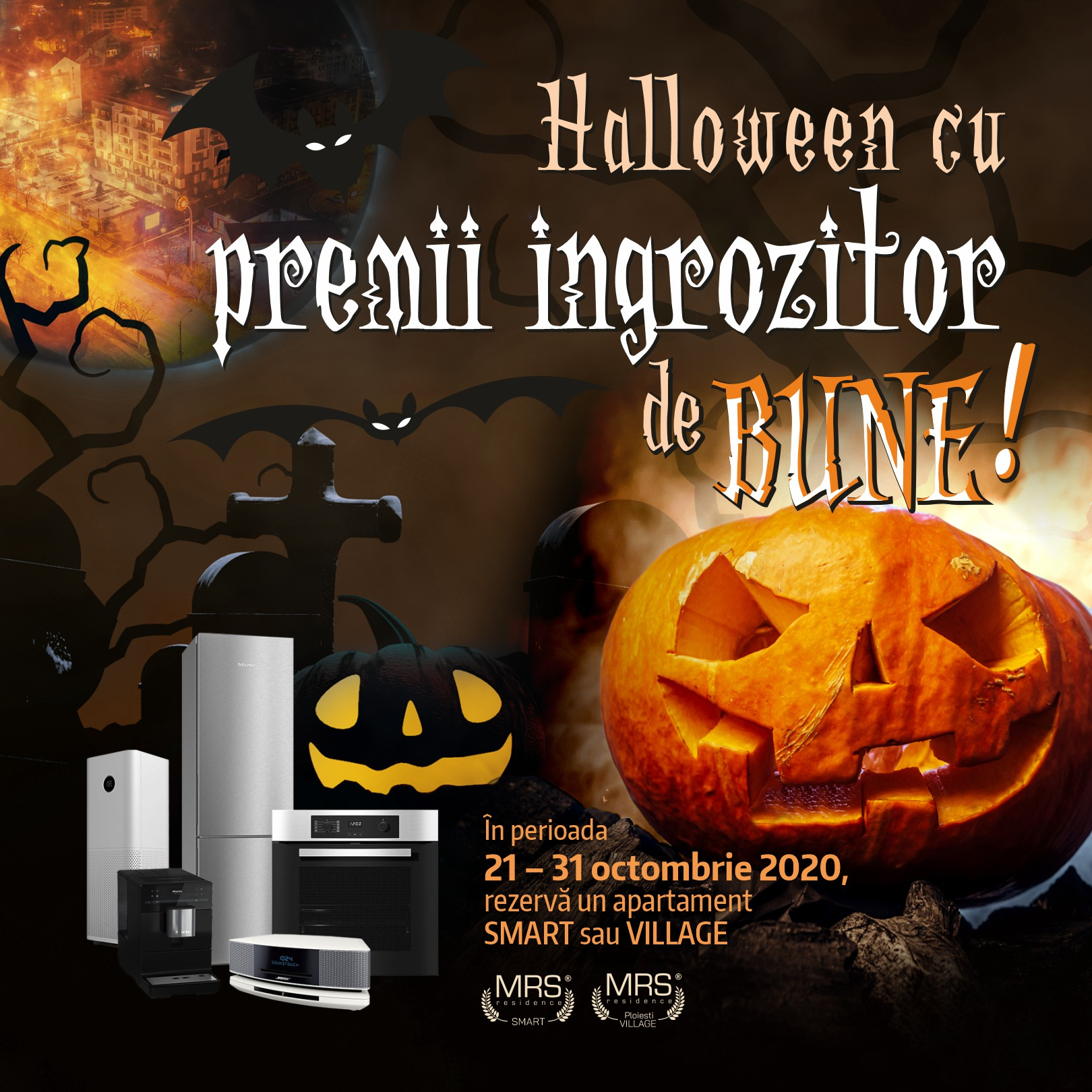 Halloween mobil