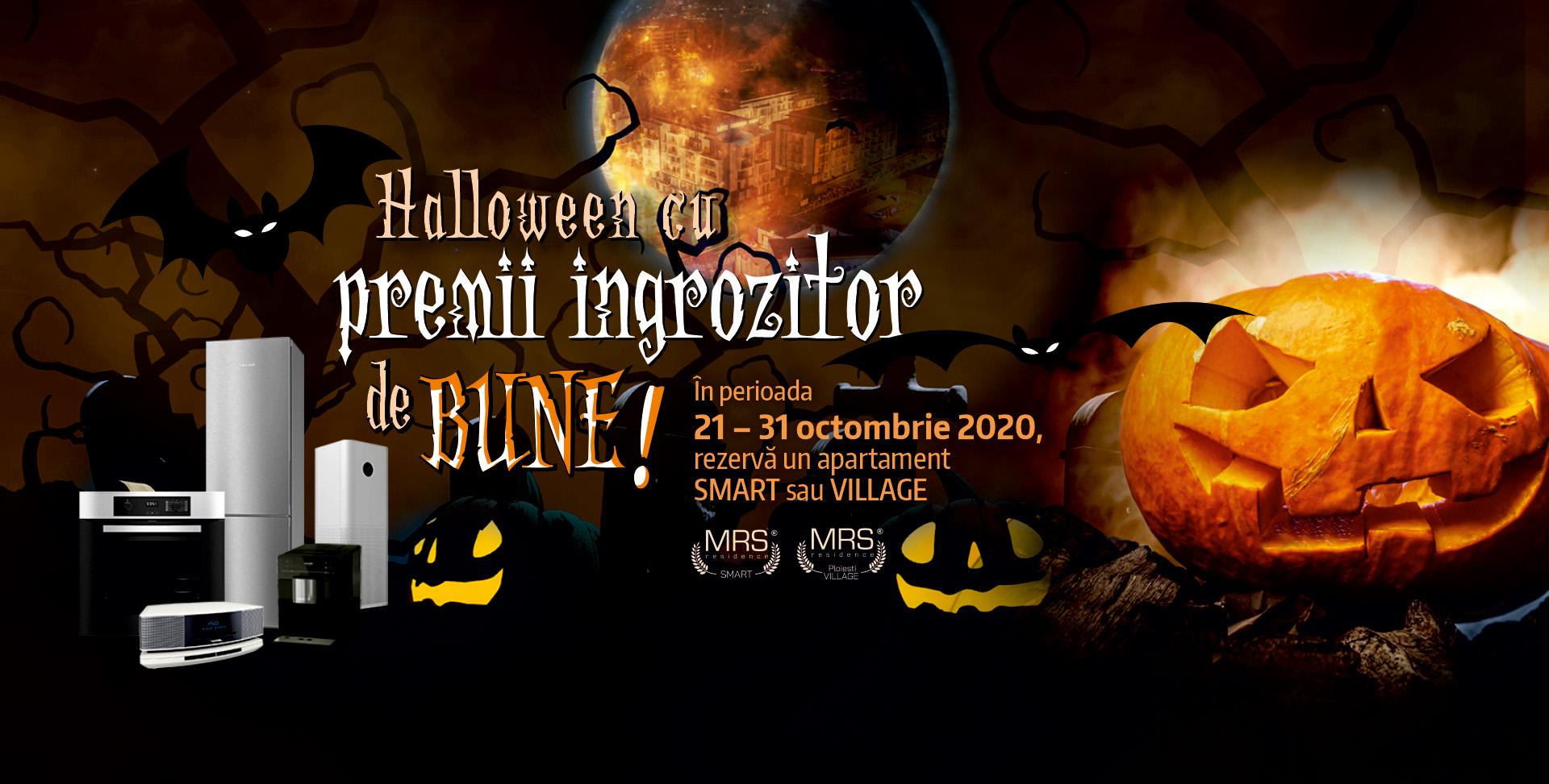 banner site Halloween